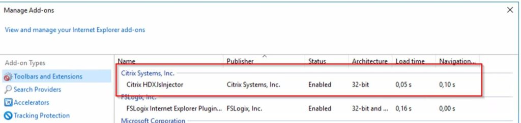 Citrix XenApp and Desktop 7 16 Browser Content Redirection